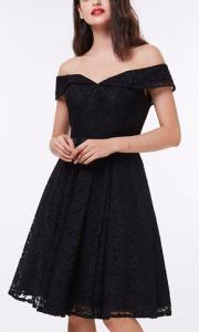 dress night black
