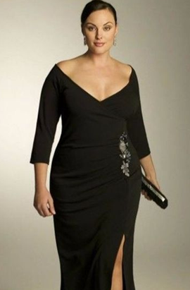 plus large size dress