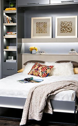 small bedroom to larger