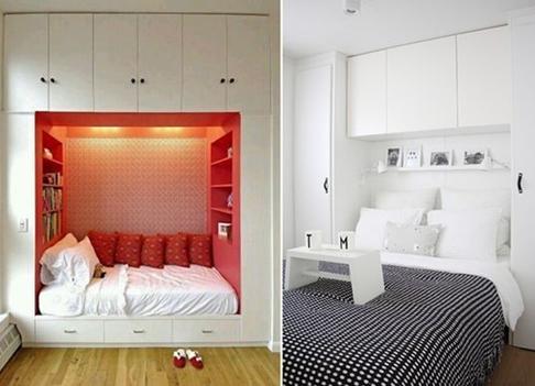 too small bedroom